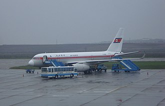 Tupolev Tu-204 - Air Koryo Tu-204-300 at Pyongyang