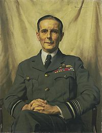 Air Marshal Sir Philip Joubert de la Ferté, KCB, CMG, DSO (Art.IWM ART LD 764).jpg