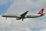 Airbus A321-200 Turkish AL (THY) TC-JRV - MSN 5077 - Named Ümraniye (9881000043).jpg