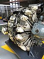 Aircraft engine - Franklin Institute - DSC06594.JPG