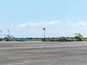 Tainan Airport - Tainan Airport runway