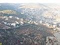 Ajloun hills as seen from its siege.jpg