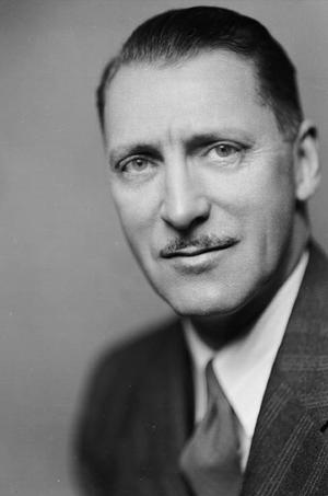 Royal Heraldry Society of Canada - Alan Beddoe, founding president of the society