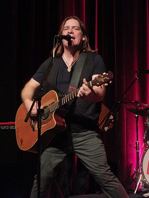 Alan Doyle - Alan Doyle, March 2015