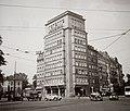 Albertplatz, Paulickhochhaus. (Dresden, Germmany) Fortepan 29322.jpg