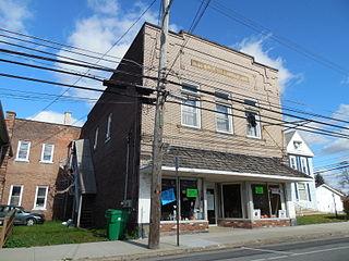 Albion, Pennsylvania Borough in Pennsylvania, United States