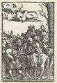 Albrecht Altdorfer - The Fall and Redemption of Man- The Flight into Egypt - 1932.330.13 - Cleveland Museum of Art.tif