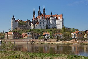State Palaces, Castles and Gardens of Saxony - Image: Albrechtsburg 2007