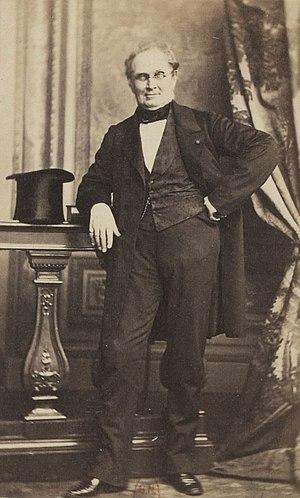 François-Louis Crosnier - Image: Album des députés au Corps législatif entre 1852 1857 Crosnier