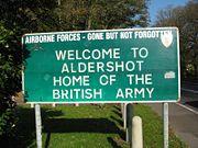 Aldershotmilitarytown