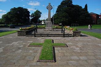 Aldridge - Aldridge war memorial