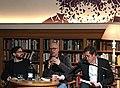 Aleksandar Hemon liest im Salon Karl-Marx Buchhandlung, 2016.jpg