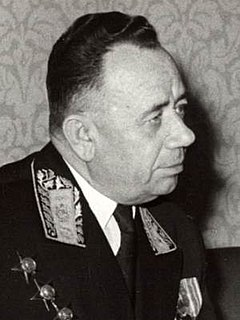 Soviet general and politician