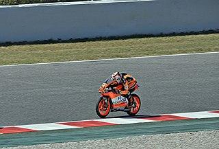 Alessandro Tonucci Italian motorcycle racer