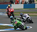 Alex Hofmann, Kenny Roberts Jr. and Roberto Rolfo 2005 Donington Park.jpg