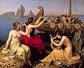 Alexander Bruckmann Odysseus und die Sirenen 1829 2.jpg