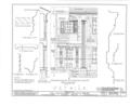 Alexander McLean House, 156 Carey Avenue, Wilkes-Barre, Luzerne County, PA HABS PA,40-WILB,4- (sheet 5 of 11).png