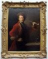 Alexis grimou, ritratto d'uomo in costumo polacco con pipa in mano, 1726.JPG