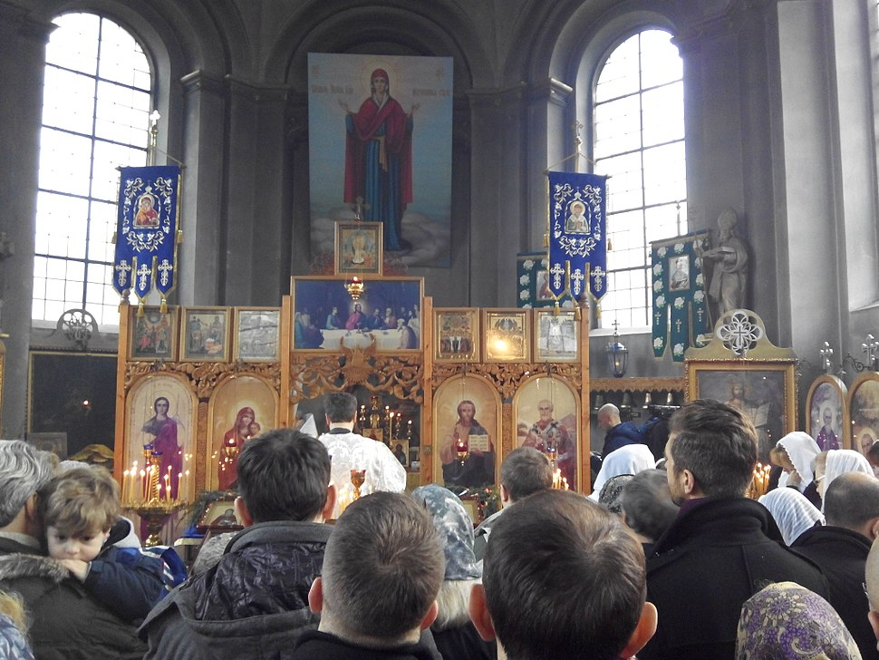 Alexiuskapelle Weihnachtsgottesdienst 2015