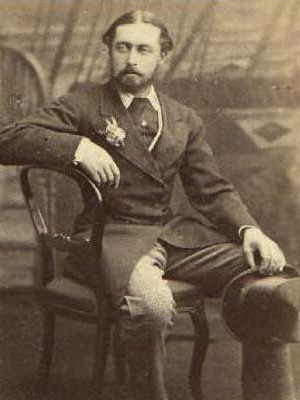 History of monarchy in Australia - Prince Alfred, the first member of the British royal family to tour Australia.