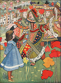 Alice's Adventures in Wonderland (1907) - Wikisource, the free online library