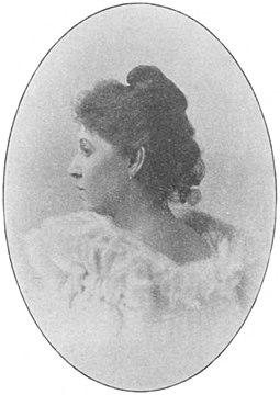 Alida Wilhelmina Franciska van Korlaar - Onze Tooneelspelers (1899) (1)