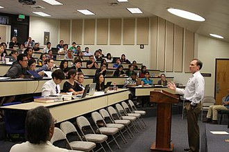 William S. Richardson School of Law - Supreme Court Justice Samuel Alito Teaching Richardson Civil Procedure Class, 2011