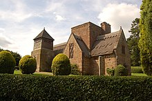 All Saint's Church, Brockhampton - geograph.org.uk - 1434628.jpg