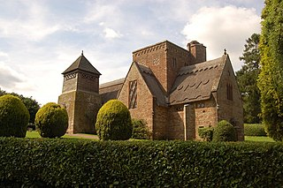 Brockhampton-by-Ross village and civil parish in Herefordshire, England