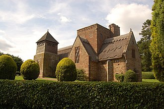 1902 in architecture - All Saints', Brockhampton