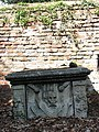 All Saints Church - old tomb chest - geograph.org.uk - 1267393.jpg