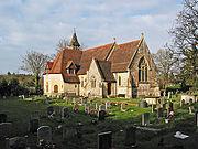 All Saints Church, Awbridge