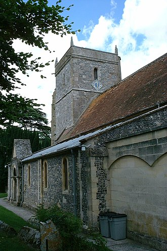 Durrington, Wiltshire - All Saints' Church