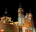 Almudena Cathedral - Night View.jpg