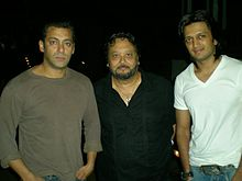 Alston Koch with Salman Khan and Riteish Deshmukh.jpg