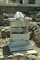 Altar before Temple Isis Delos, 143499.jpg