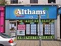 Althams Travel - Cross Church Street - geograph.org.uk - 1701942.jpg