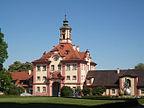 Aulendorf - bocianie gniazdo - Niemcy