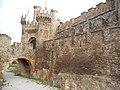 Amanecer castillo de Ponferrada.jpg