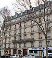 Ambassade d'Albanie en France, 57 avenue Marceau, Paris 16e 2.jpg