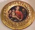 Ambito di bartolomeo neroni, sacra famiglia con s. giovannino, 1550 ca., da seminario arcivescovile.JPG