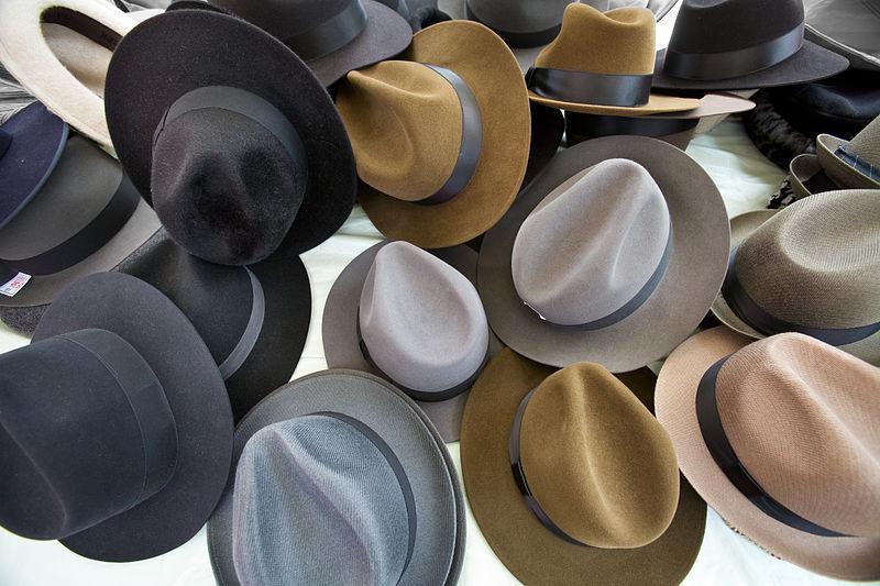 Amsterdam - Hats - 0924