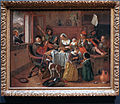 Amsterdam - Rijksmuseum 1885 - The Gallery of Honour (1st Floor) - The Merry Family 1668 by Jan Steen.jpg