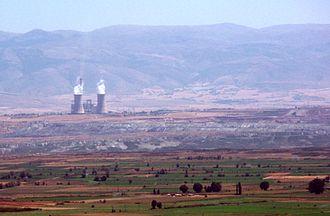 Amyntaio - Amyntaio Power Plant