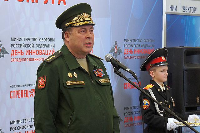 генерал-полковник анатолий сидоров википедия Сидоров, Анатолий Алексеевич (военачальник)   Википедия