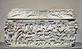Ancient Roman sarcophagi in the Museo delle Terme di Diocleziano.JPG