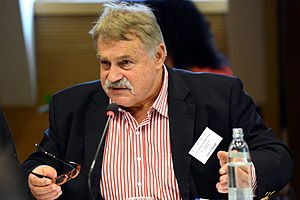 András Balogh - András Balogh, November 2014.