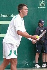 AndreasBeck GerryWeberOpen2008