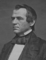 Senator Andrew Johnson of Tennessee