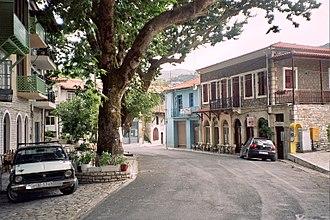 Andritsaina - Street
